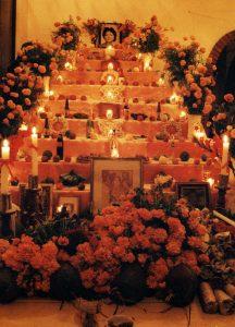 Estilo de altar piramidal, Istmo de Tehuantepec.