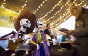 Día de Muertos en Denver, Colorado.