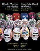 Day of the Dead in Mexico - Mexico City(book cover).