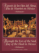 Day of the Dead in Mexico - Michoacan (book cover).
