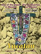 Day of the Dead - Yucatan (book cover)
